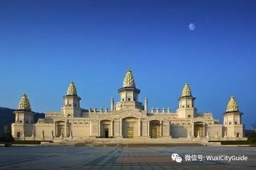 Lingshan's Brahma Palace Reopening in November