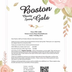 Boston Charity Spring Gala