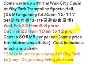 Skypark Playdate – February 22nd and 25th